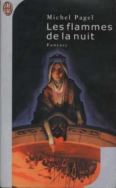 Pagel Michel - Les flammes de la nuit Flammesnuit